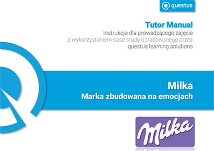 Milka tutor manual case study questus
