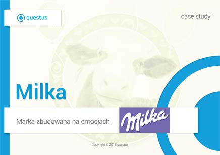 Milka case study questus
