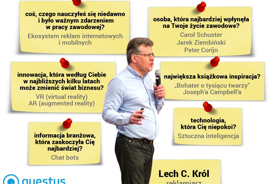 Lech c. król - sztuczna inteligencja - zbawienie czyprzekleństwo?