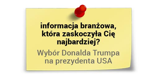 Jacek Kotarbiński owyborach prezydenta wStanach Zjednoczonych