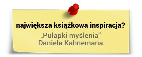 Julia Izmałkowa - największa książkowa inspiracja