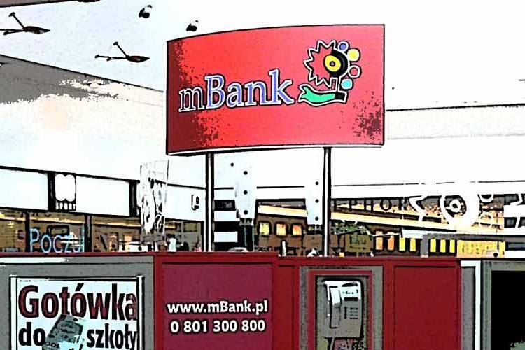 mBank - bankowość elektroniczna wPolsce