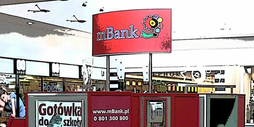 mBank - bankowość elektroniczna w Polsce
