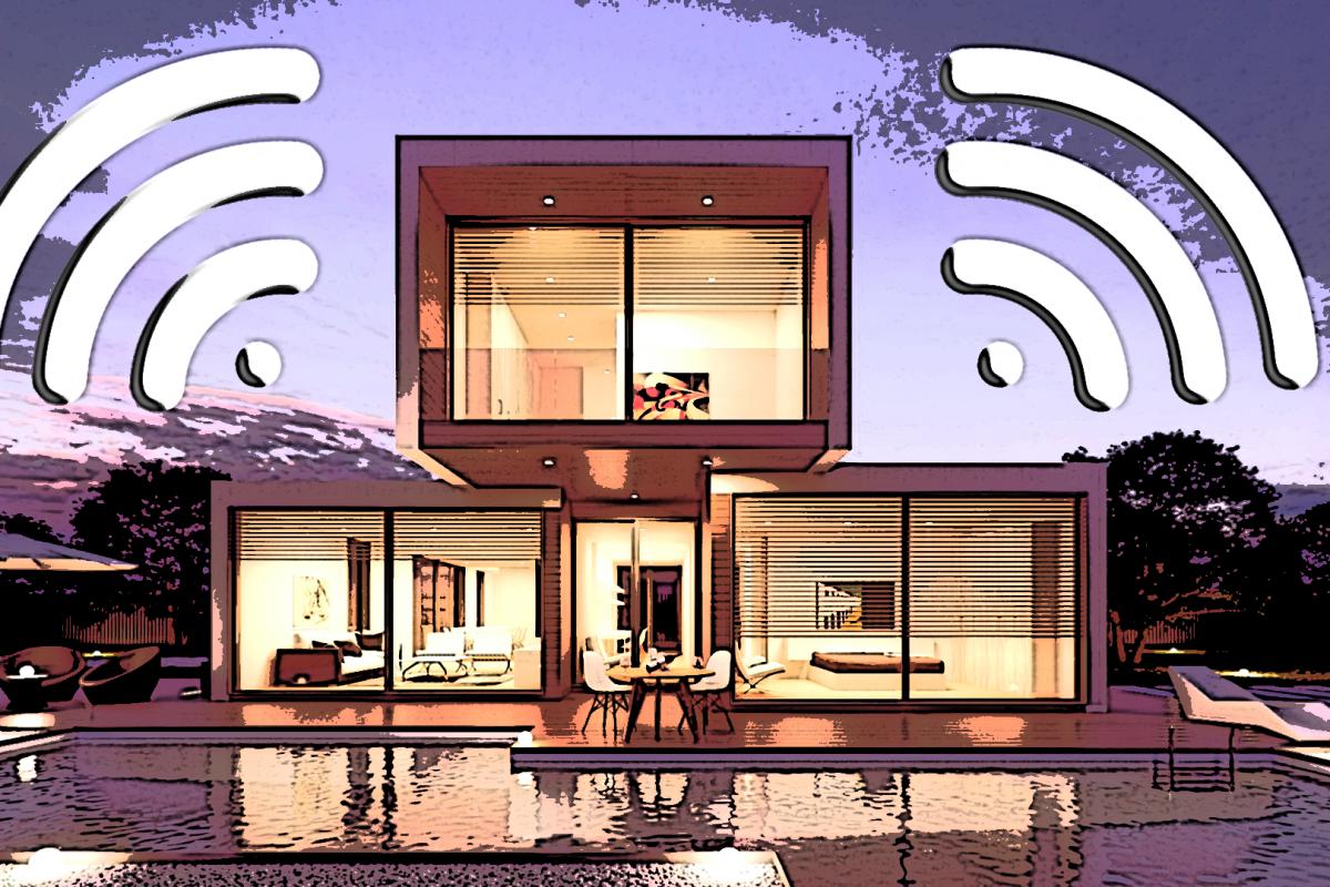 Smart Home abezpieczeństwo
