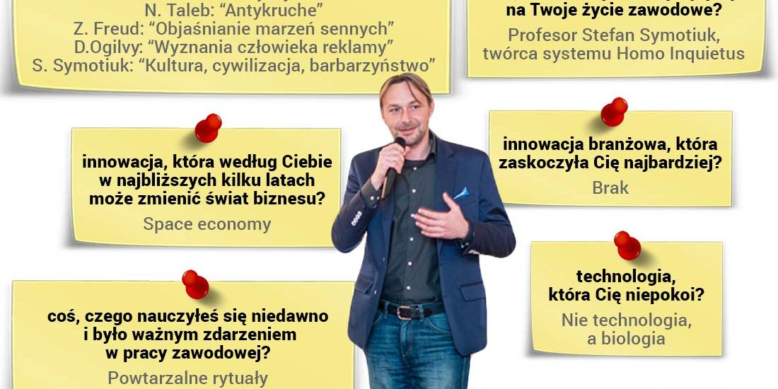 Marek Staniszewski - szef agencji strategicznej Heuristica