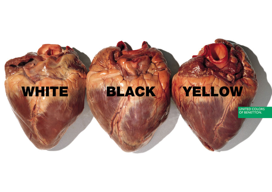 United colors of benetton - reklama tosztuka