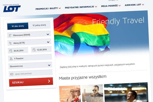 Lot LGBT - zaplanuj swój urlop wmiejscach, przyjaznych środowiskom LGBT