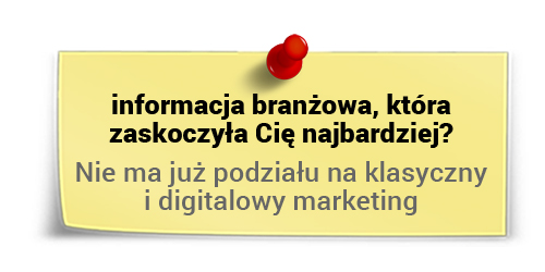 Artur Maciorowski oinformacji branżowej - klasyczny idigital marketing