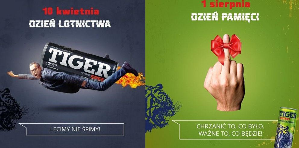 Oferty marketingowe - Tiger Maspex