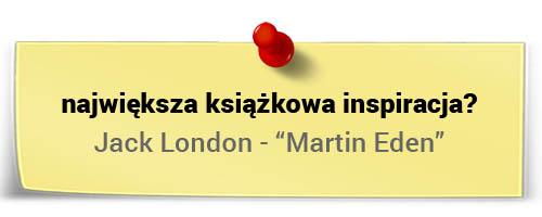 Ks. Jacek Stryczek - największa inspiracja książkowa