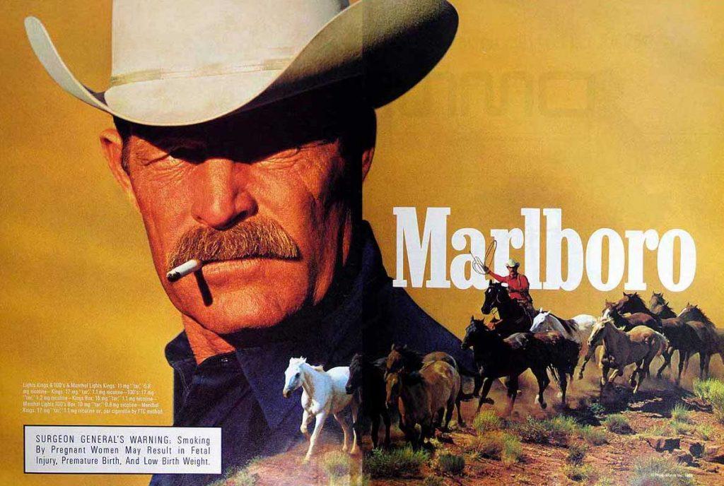 Kampania reklamowa Marlboro Mana