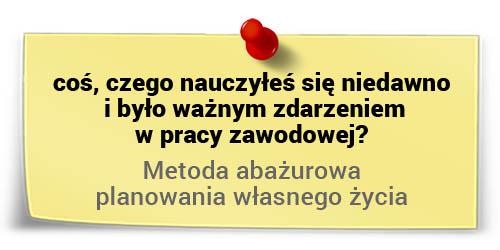 Ks. Jacek Stryczek onauce - abażurowa metoda planowania własnego życia