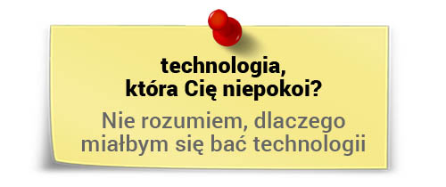 Ks. Jacek Stryczek otechnologiach