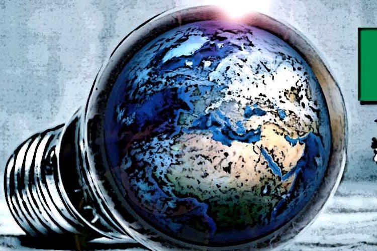 Innowacyjna mapa świata: Estonia, Arabia Saudyjska iIndonezja