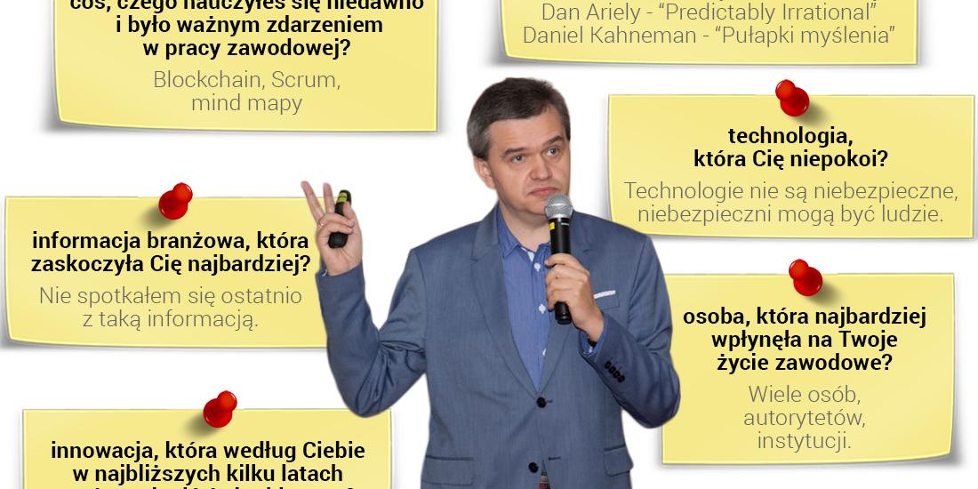 Tadeusz Żórawski - specjalista w dziedzinie planowania mediów i analiz reakcji konsumentów
