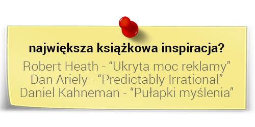 Tadeusz Żórawski - największa książkowa inspiracja