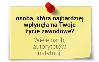 Kto wpłynął nażycie zawodowe Tadeusza Żórawskiego