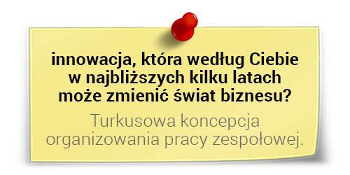 Prof. Andrzej Blikle oinnowacjach: turkusowa koncepcja