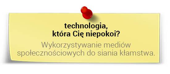 Prof. Andrzej Blikle otechnologiach: wykorzystanie mediów społecznościowych