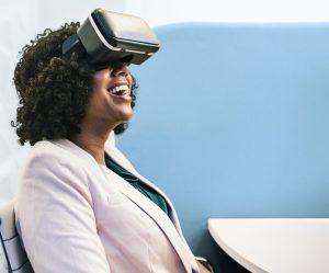 Przyszłość Rozrywki - AR, VR iekrany 8K