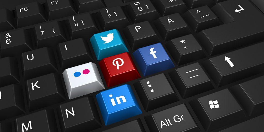 social media kanal docelowy content