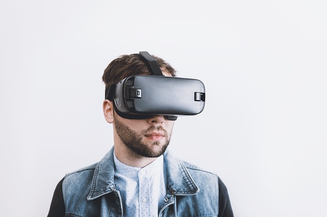 virtual reality zdrowie