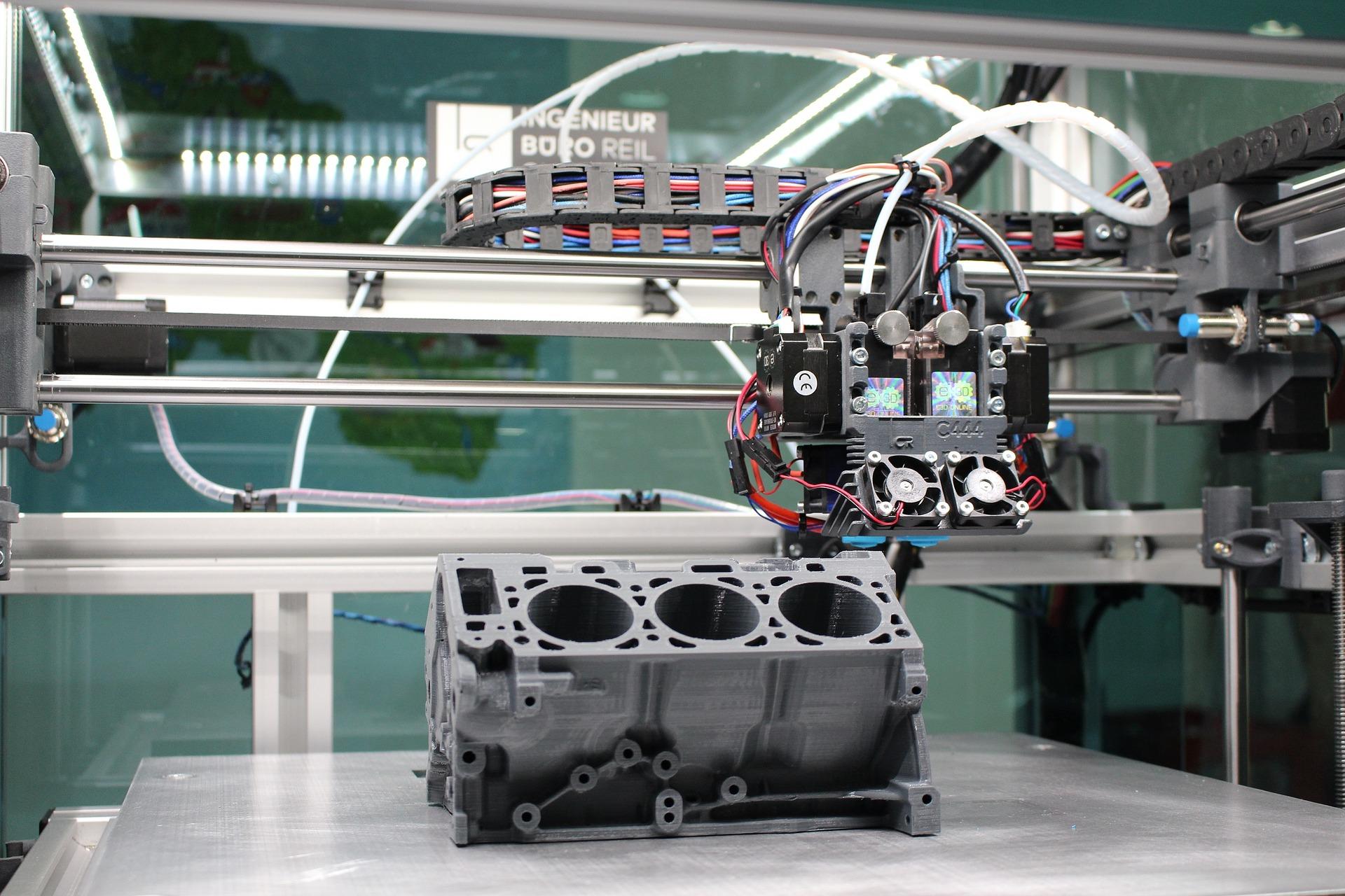 McKinsey: zmiana goni zmianę - druk 3D