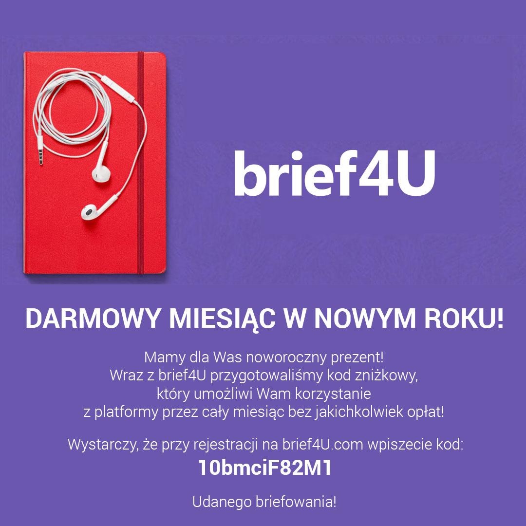brief4u promocja
