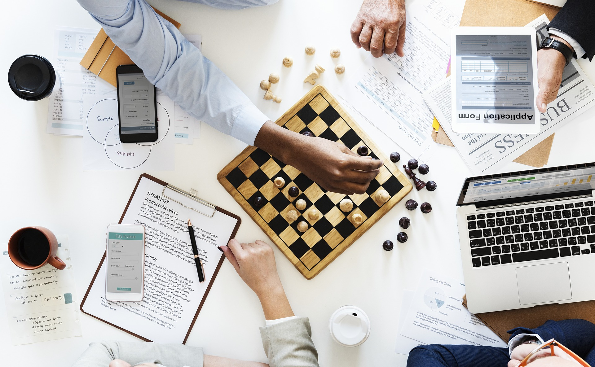 strategic marketing, egzamin cim, plan marketingowy