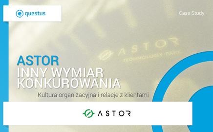 Astor inny wymiar konkurowania case study questus