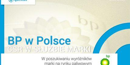 BP CSR w służbie marki case study questus