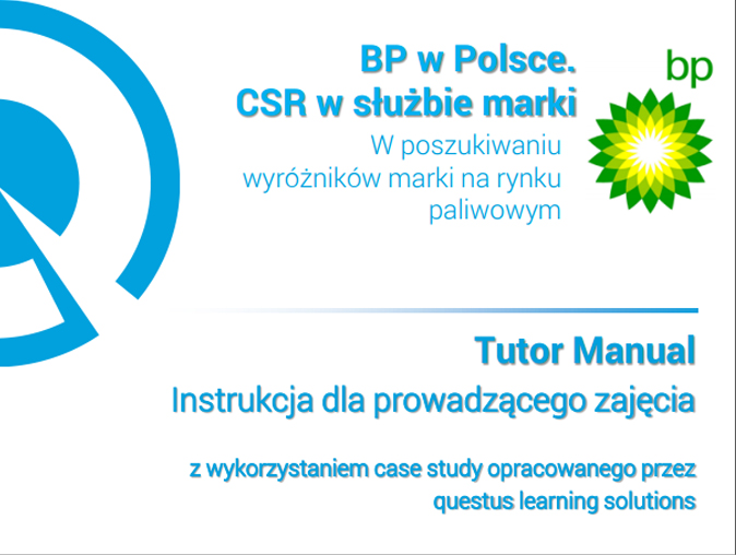 BP tutor manual case study questus