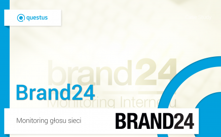 Brand24 monitoring głosu sieci case study questus