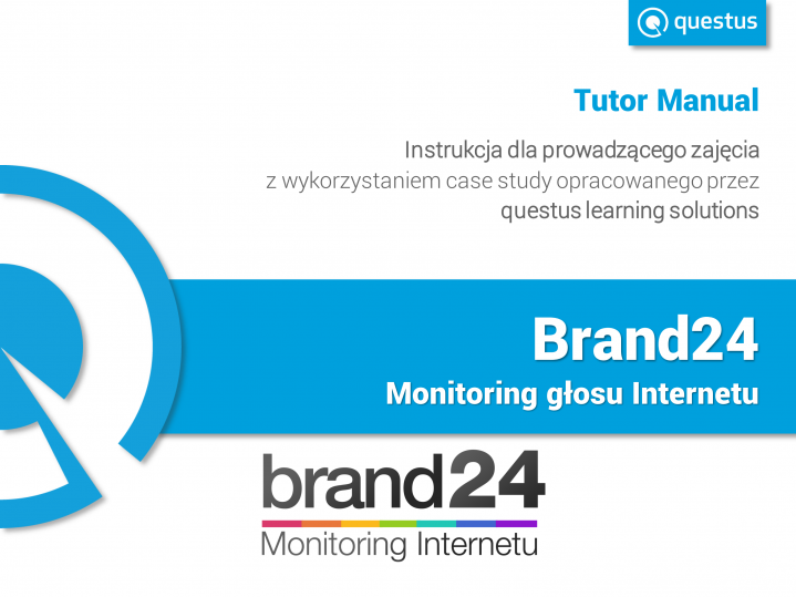 Brand24 tutor manual case study questus