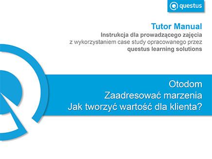Otodom tutor manual case study questus