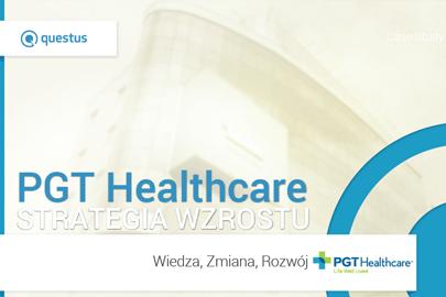 PGT Healthcare case study questus