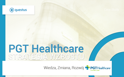 PGT Healthcare case study questus