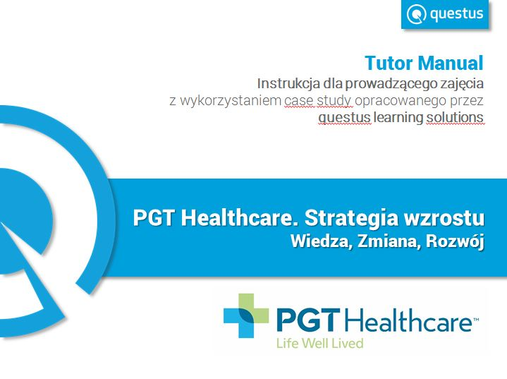 PGT tutor manual case study questus