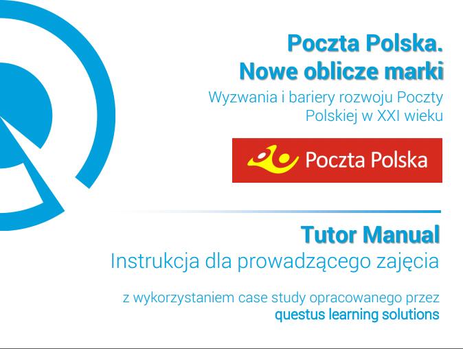 Poczta Polska tutor manual case study questus