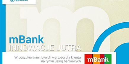 mBank innowacje jutra case study questus