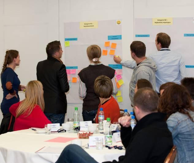 Krótkoterminowe szkolenia dla firm wwybranym obszarze tematycznym - Questus