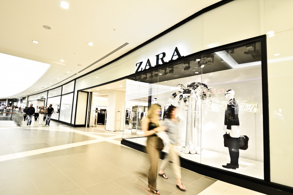 Marketing 4P: case firmy Zara