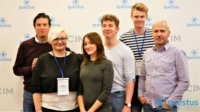 Questus - Jedyne w Polsce Akredytowane Centrum Szkoleniowo-Egzaminacyjne CIM