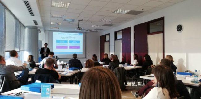 44. grupa programu Diploma in Professional Marketing