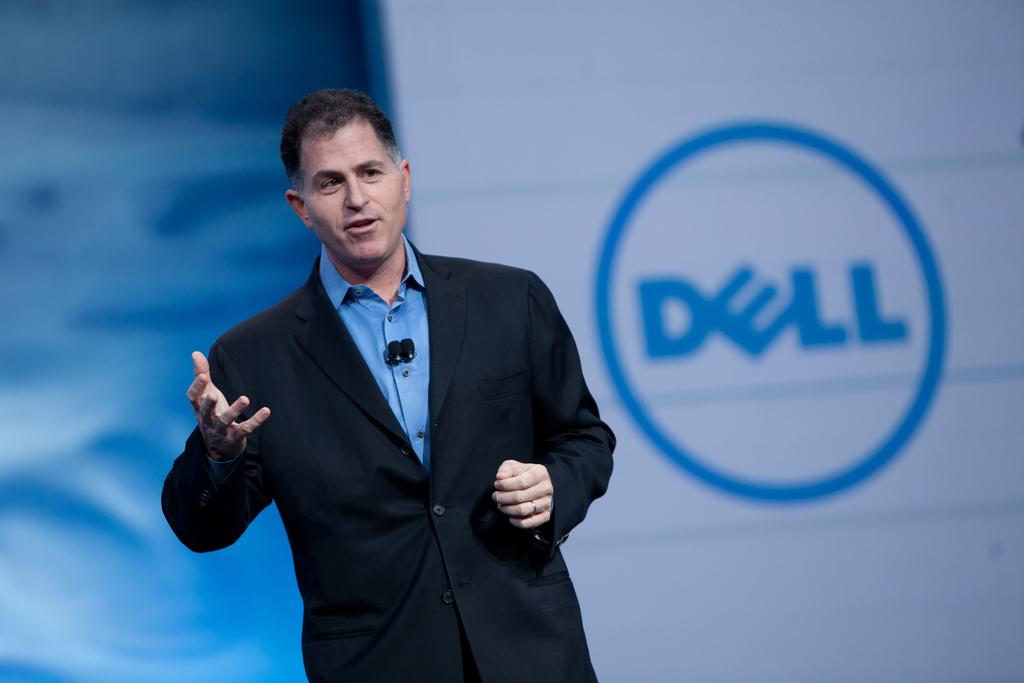 8 miliarderów, którzywybrali biznes zamiast studiów - Michael Dell (Dell)