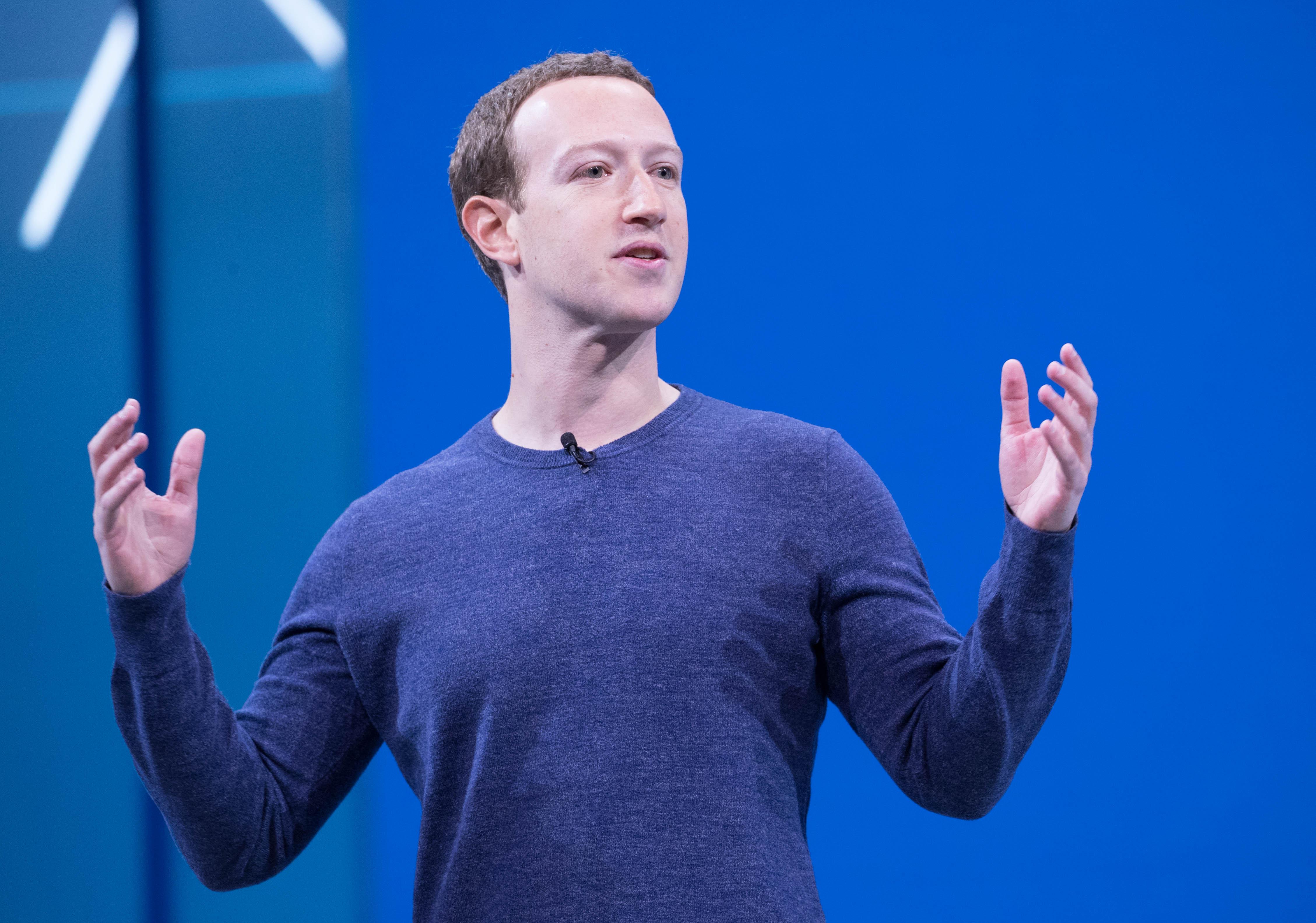 8 miliarderów, którzywybrali biznes zamiast studiów - Mark Zuckerberg (Facebook)