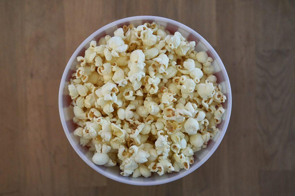 Sposób nabrak weny? Popcorn Flow