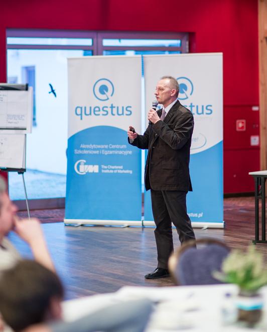 Projekty doradcze - Doradztwo biznesowe oparte na standardach CIM - Questus Academy