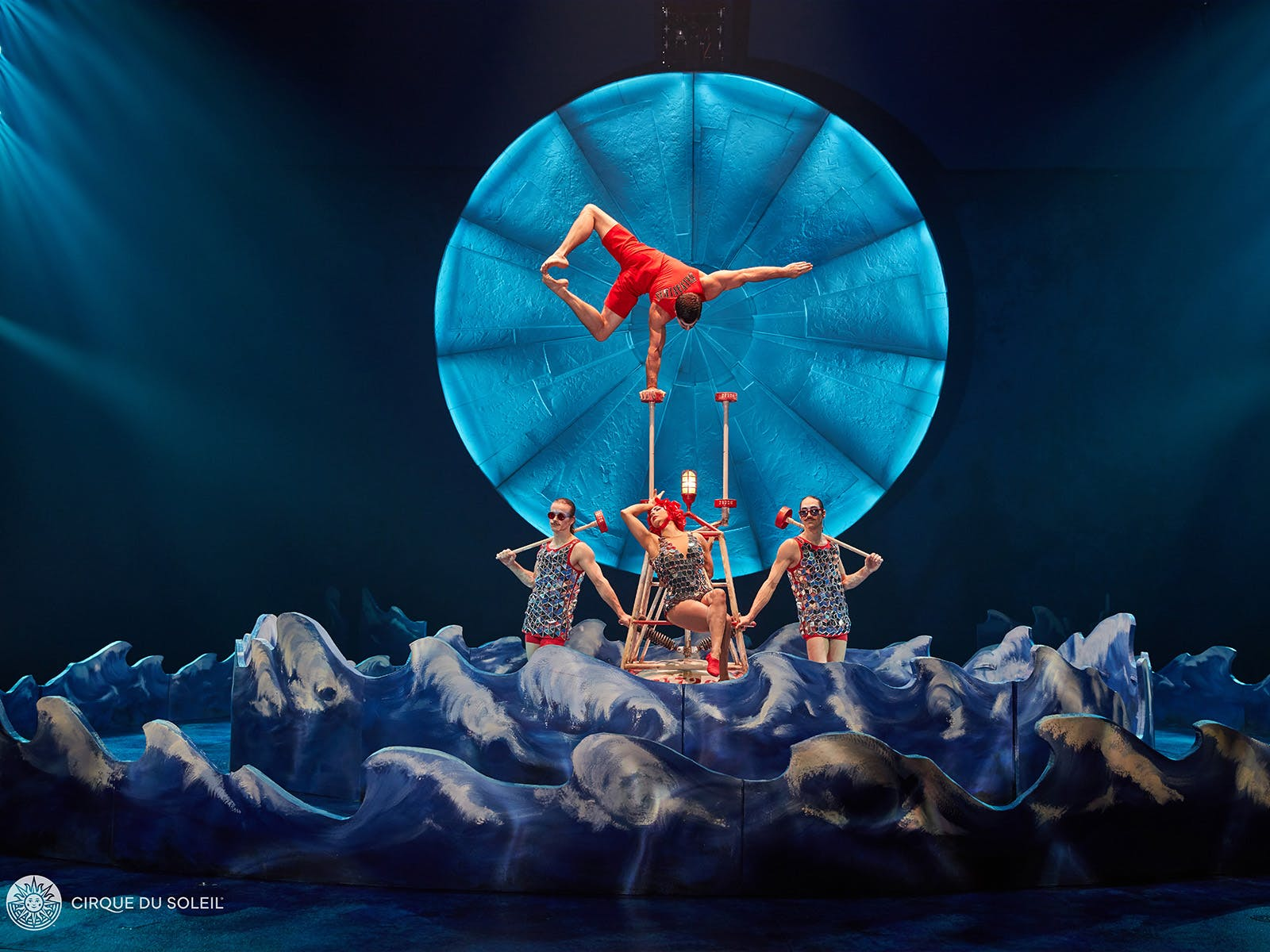 Cirque du Soleil - strategia błękitnego oceanu