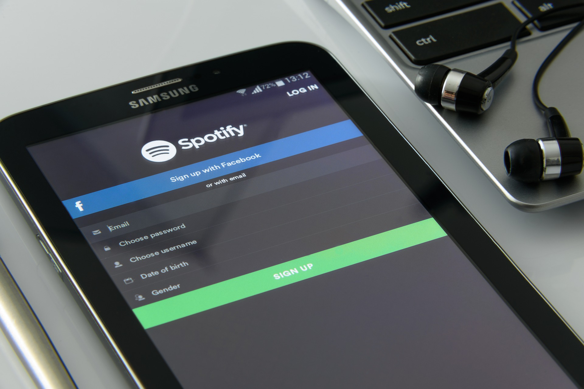 Strategia błękitnego oceanu: Spotify